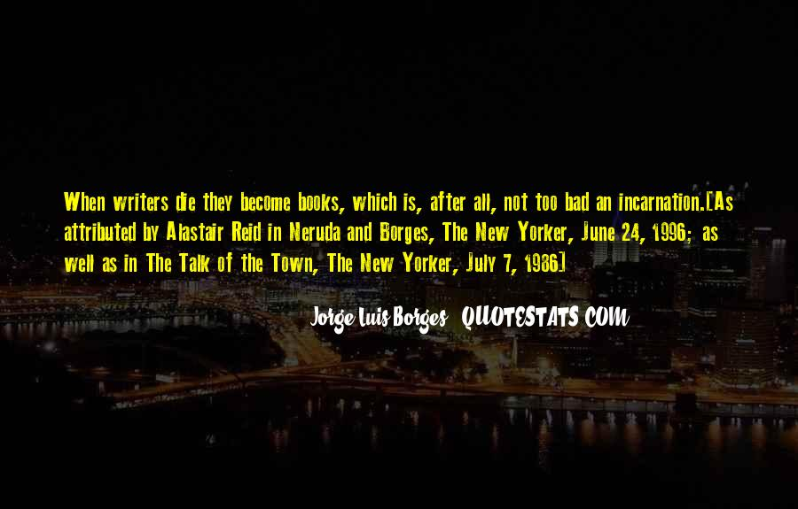 Quotes About New Books #184072