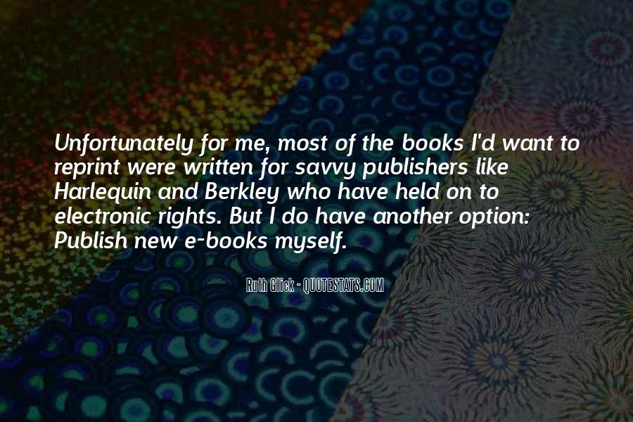 Quotes About New Books #261003