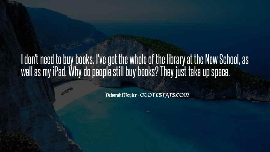 Quotes About New Books #299011