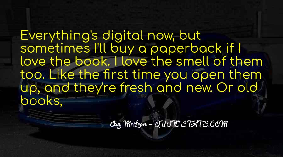 Quotes About New Books #308476