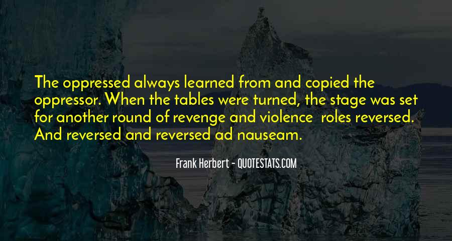 Quotes About Revenge From Revenge #108644