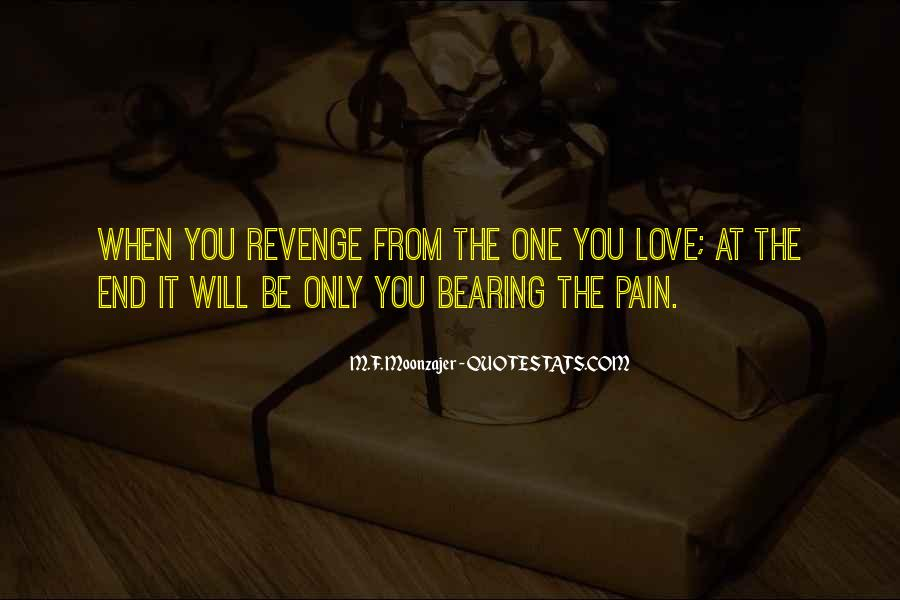 Quotes About Revenge From Revenge #1165118
