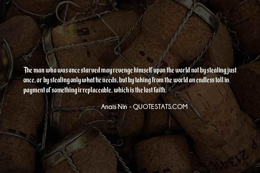 Quotes About Revenge From Revenge #1508793