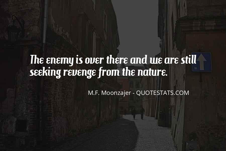 Quotes About Revenge From Revenge #24103