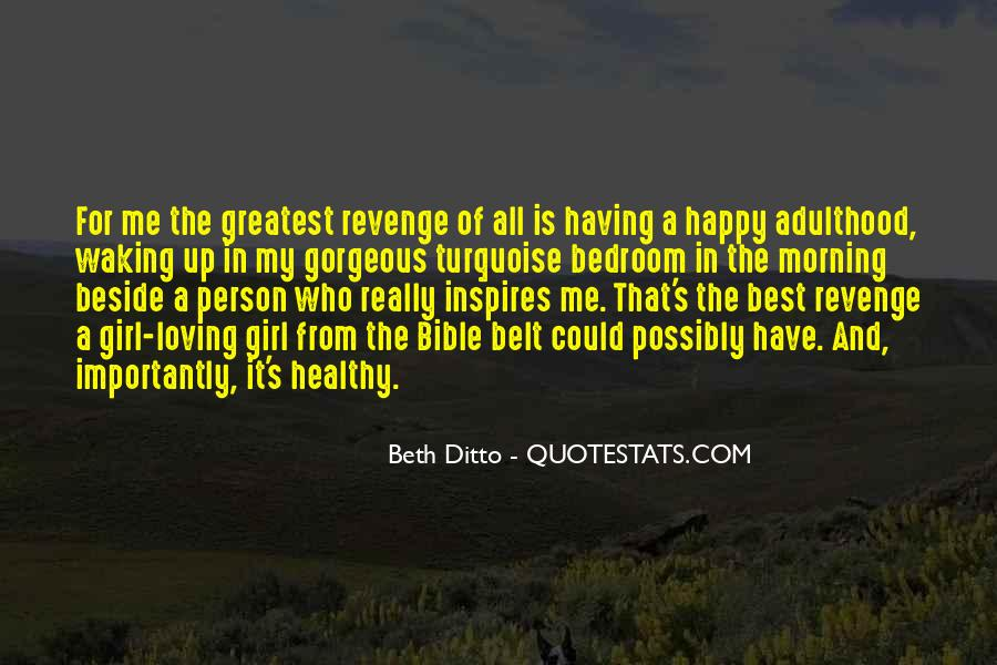Quotes About Revenge From Revenge #777860