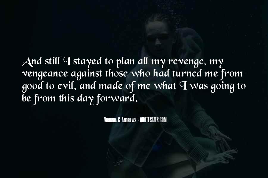 Quotes About Revenge From Revenge #9551