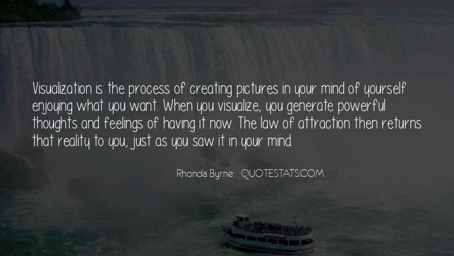 Quotes About Creating Our Own Reality #680695