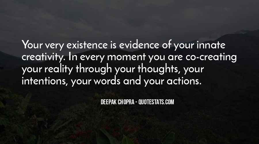 Quotes About Creating Our Own Reality #811261