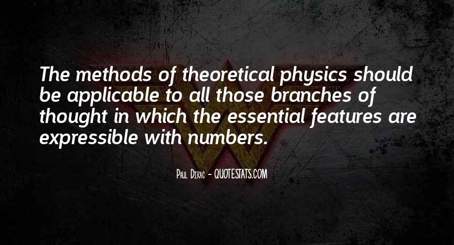 Quotes About Dirac #1221117