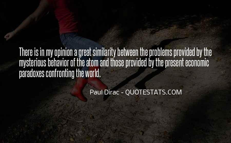 Quotes About Dirac #126855