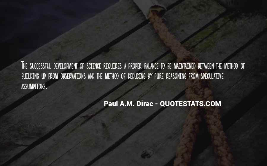 Quotes About Dirac #1490093