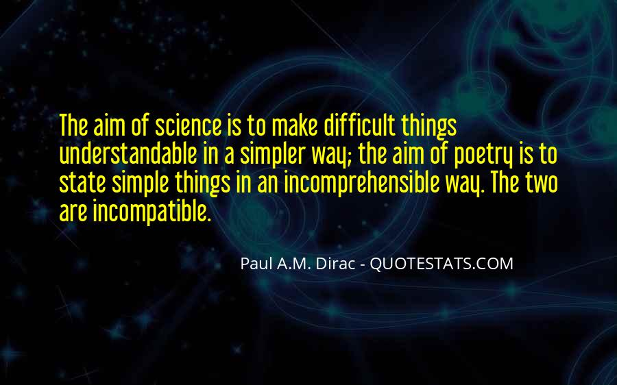 Quotes About Dirac #1675030