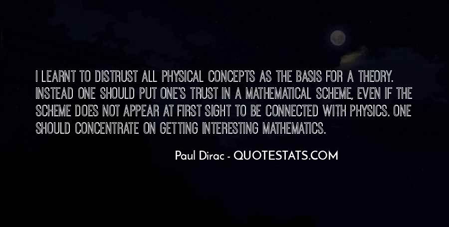 Quotes About Dirac #369951