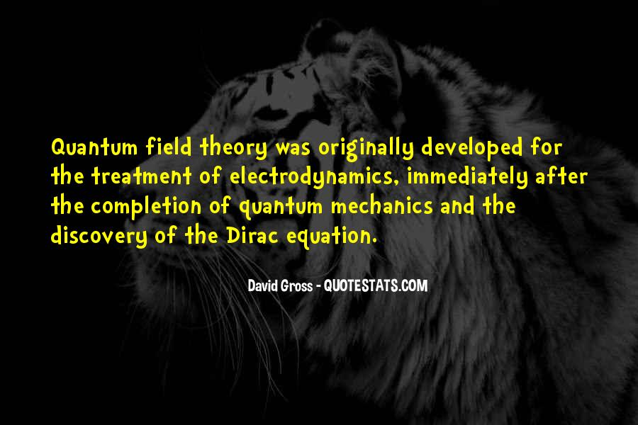 Quotes About Dirac #45810