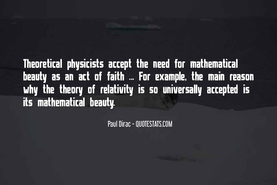 Quotes About Dirac #910049