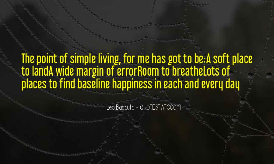 Quotes About Life Of Happiness #17532