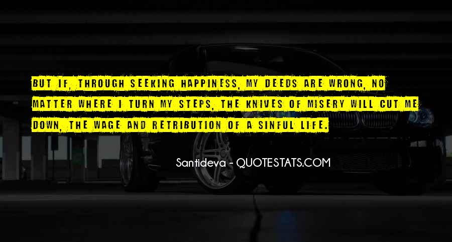 Quotes About Life Of Happiness #34154