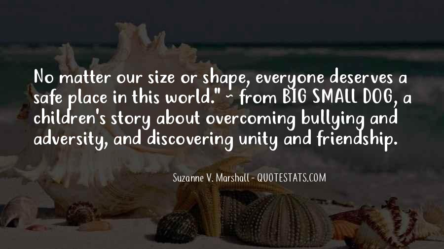 Quotes About World Unity #1049473