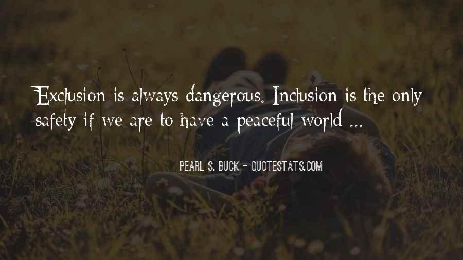 Quotes About World Unity #1221961
