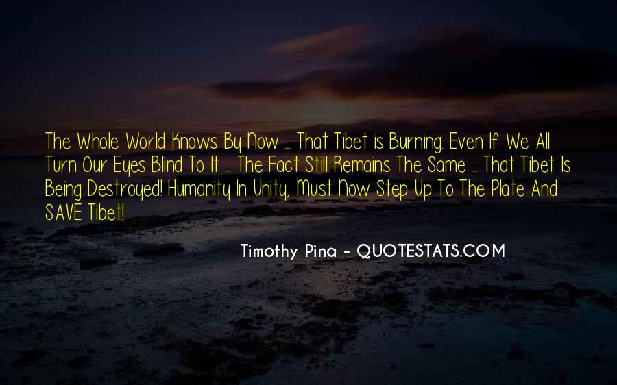 Quotes About World Unity #228514