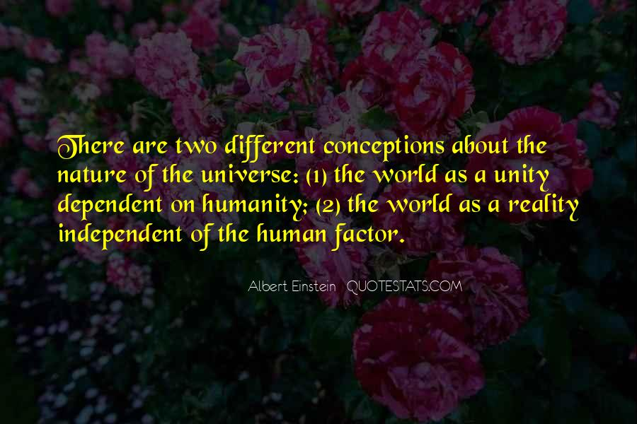 Quotes About World Unity #652906