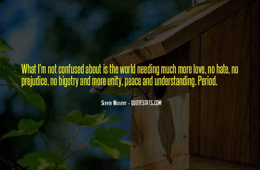 Quotes About World Unity #859234