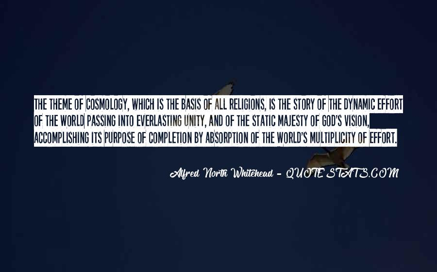 Quotes About World Unity #902951