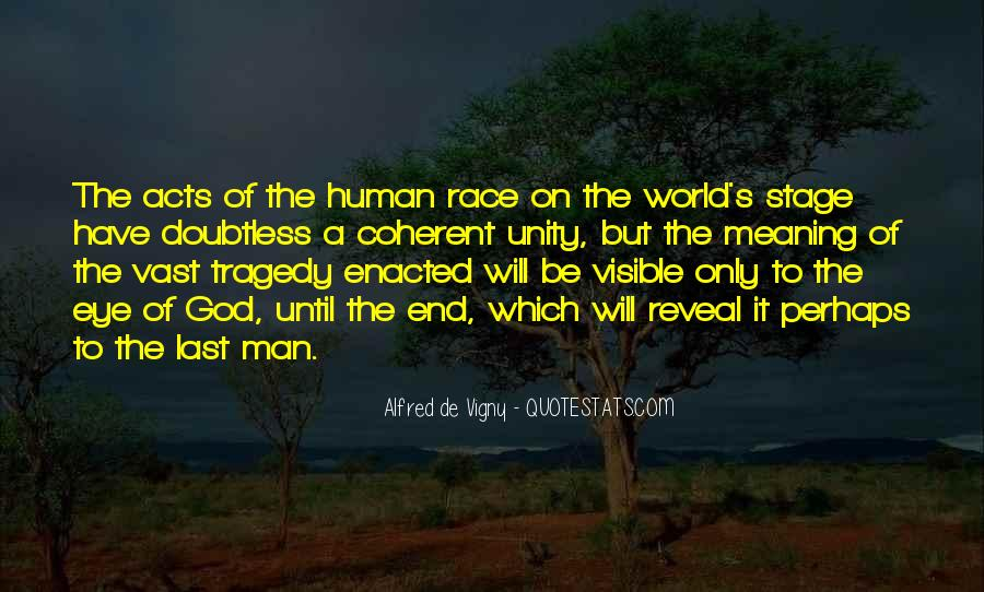 Quotes About World Unity #948060