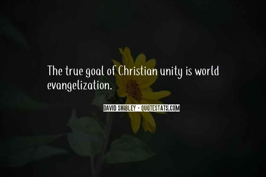 Quotes About World Unity #963599