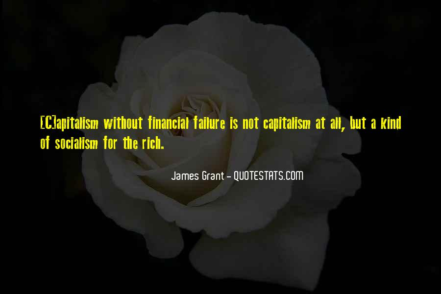 Quotes About The Failure Of Capitalism #1129757