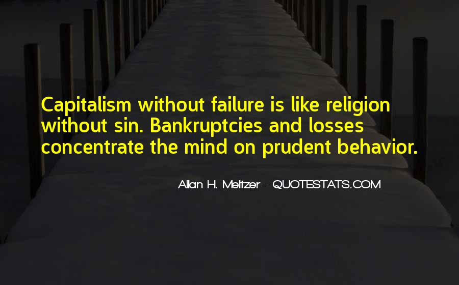 Quotes About The Failure Of Capitalism #1279393