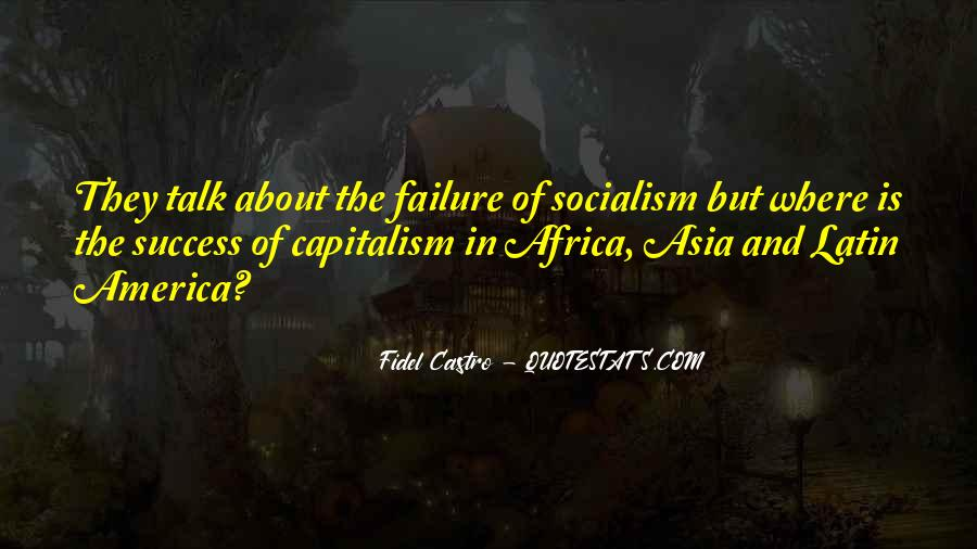 Quotes About The Failure Of Capitalism #1601759
