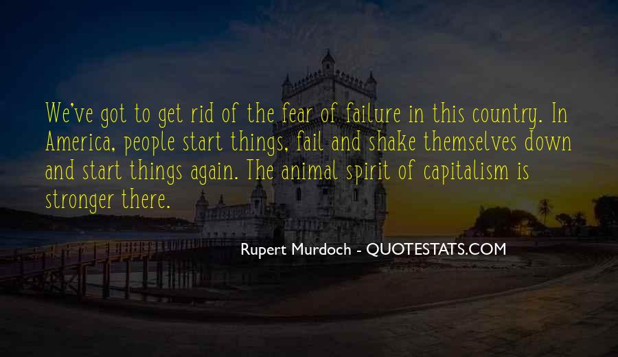 Quotes About The Failure Of Capitalism #444027