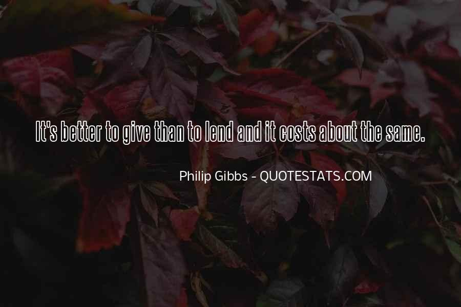 Quotes About Not Knowing What You're Missing #1146595