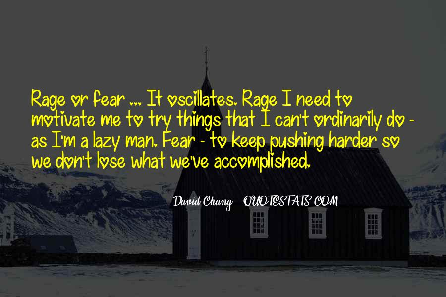 Quotes About Pushing A Man Too Far #1180442