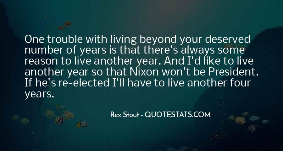 Quotes About Number Of Years #146893