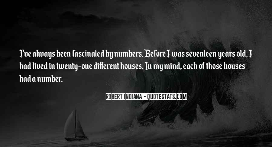 Quotes About Number Of Years #154151