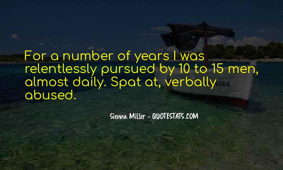 Quotes About Number Of Years #154522