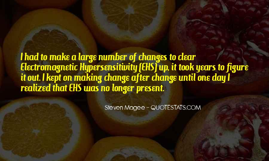 Quotes About Number Of Years #213526