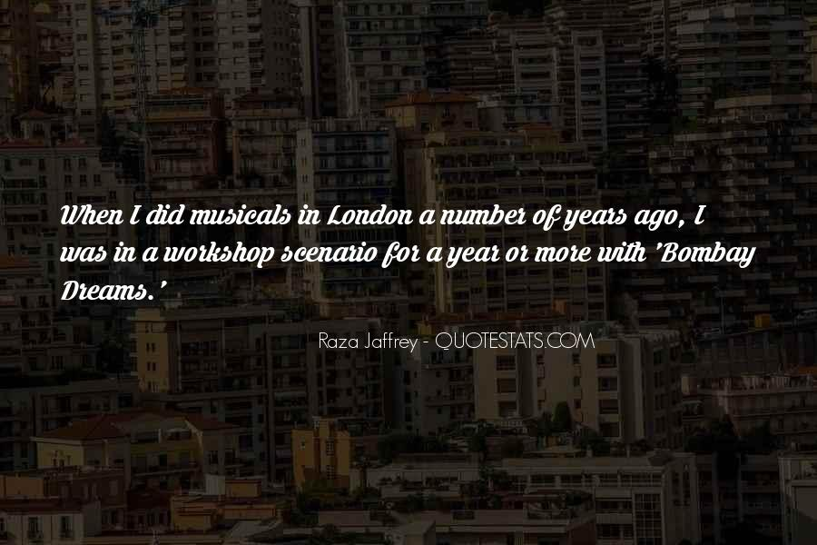 Quotes About Number Of Years #237351