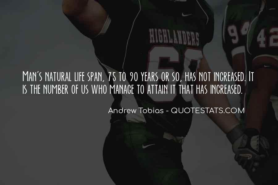 Quotes About Number Of Years #2453