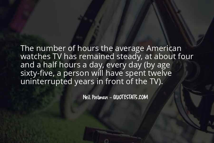Quotes About Number Of Years #266323