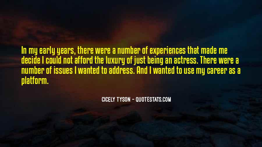 Quotes About Number Of Years #306300