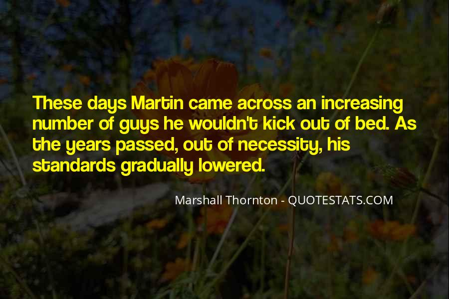 Quotes About Number Of Years #353662