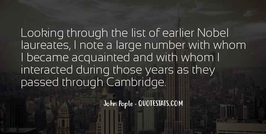 Quotes About Number Of Years #367321