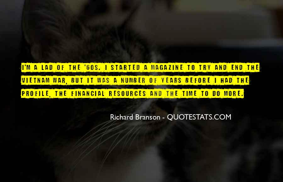 Quotes About Number Of Years #398854
