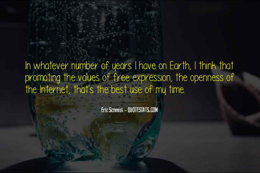 Quotes About Number Of Years #414824