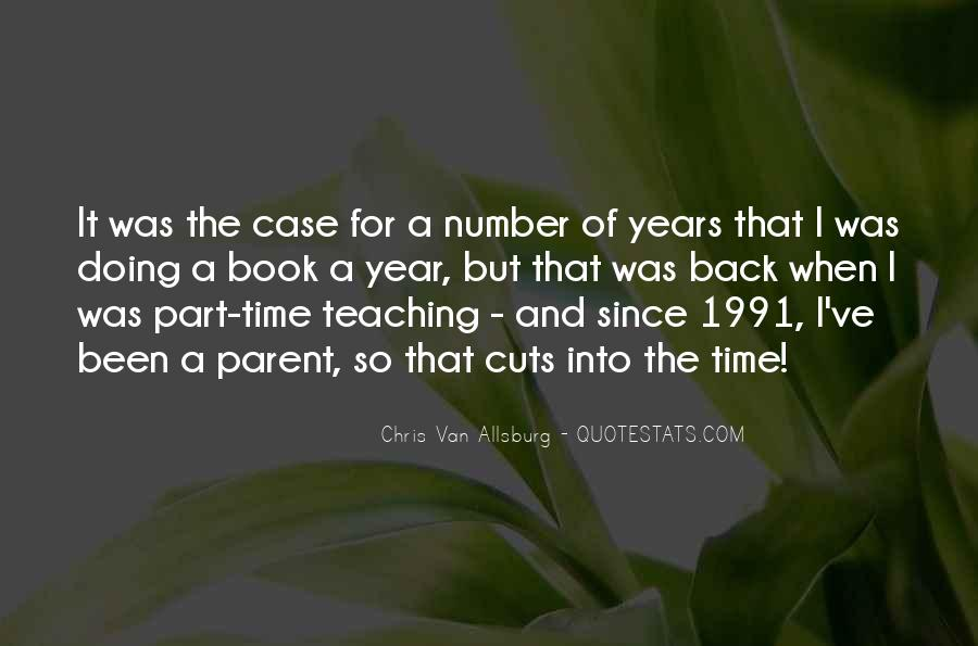 Quotes About Number Of Years #492475