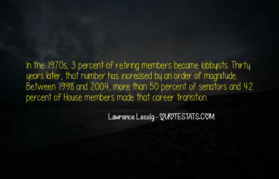 Quotes About Number Of Years #53226