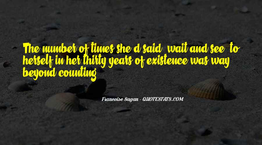 Quotes About Number Of Years #593560
